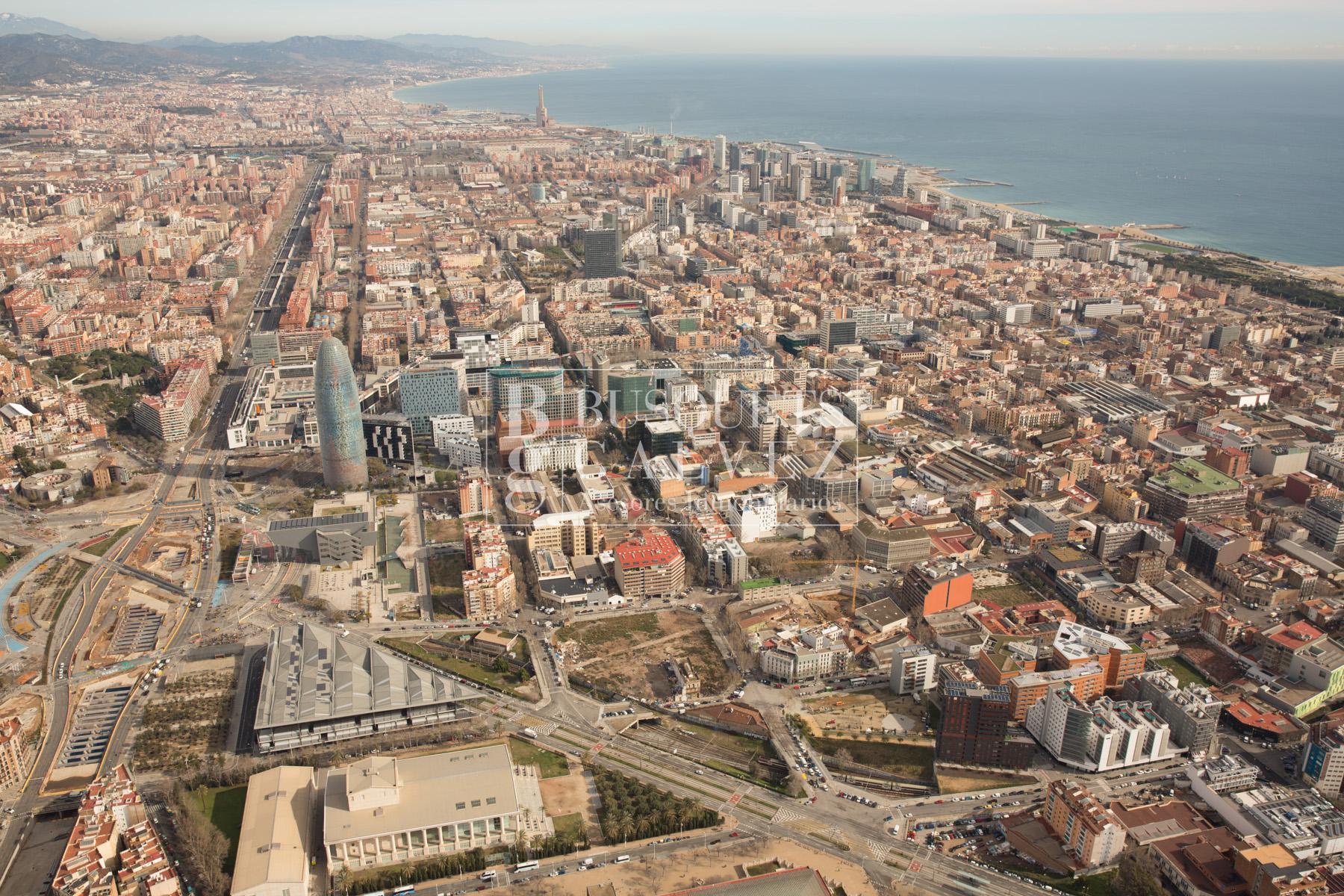Suelo finalista 22@ Barcelona