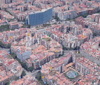 Building to renovate in Eixample